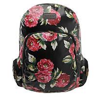 Рюкзак женский Kangol с цветочным принтом.