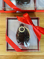 Шоколадная граната. Подарки для настоящих мужчин. Прикольный подарок мужчине