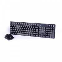 Клавиатура KEYBOARD + Мышка wireless TJ 808, фото 1