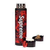 Термос bottle Supreme 400 мл (Красный)