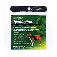 Жилет для охотничьих собак Remington Safety Vest, оранжевый, маленький - 9-16 кг, R1910_ORGSML