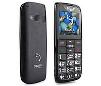 Sigma mobile Comfort 50 Slim Black Red черный красный