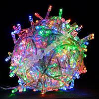 Светодиодная гирлянда 400 LED, цветная