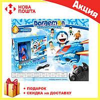 Антигравитационная машинка Doraemon 3199 | радиоуправляемая машинка с пультом ДУ ездит по стенам и потолку, фото 1