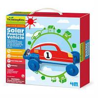 Набор для творчества 4M Автомобиль на солнечной энергии (00-04676)