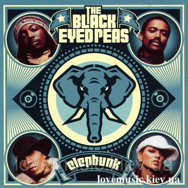 Музичний сд диск THE BLACK EYED PEAS Elephunk (2003) (audio cd)