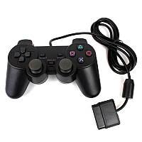 Проводной игровой джойстик геймпад для PlayStation 2