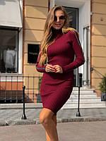 Платье-гольф женское MD7727, фото 1