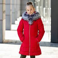 """Зимняя куртка для девочки """"Дина"""", фото 1"""