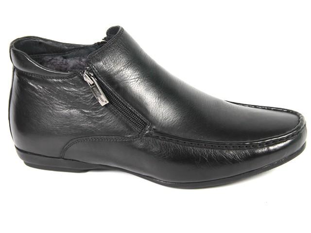 Мужские зимние ботинки VITTO ROSSI 01-A1321-61-C368-A  44