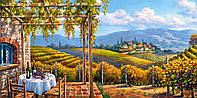 Пазлы на 4000 элементов Виноградник Сastorland, фото 1