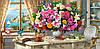 Пазлы на 4000 элементов Летние цветы Сastorland