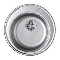 Мойка для кухни HAIBA 490 (Глянцевая)