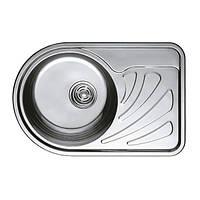 Мойка для кухни HAIBA 67x44 (Матовая)