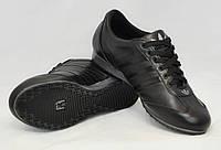 Осенние кроссовки ADIDAS подростковые 39 Черный