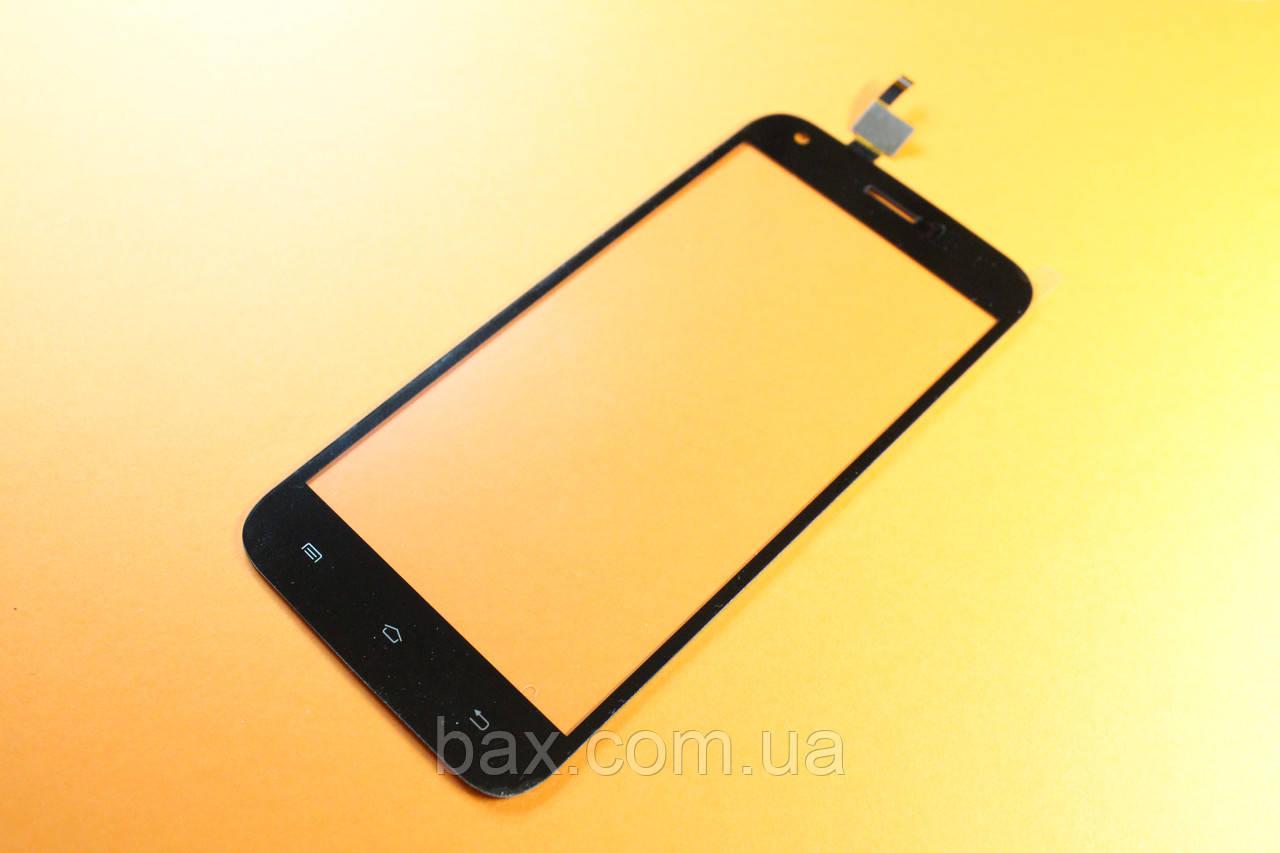 ERGO A502 сенсорный экран оригин. черный RSB-2029-GF5.0-C0