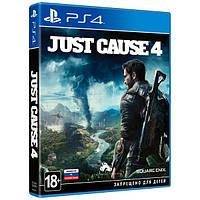 Игра PS4 Just Cause 4 для PlayStation 4