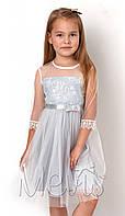 Красивое Нарядное  платье для девочек Mevis 2962 Размеры 98-116