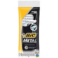 Набор бритв без сменных картриджей BIC Metal 5 шт (3086125705416)