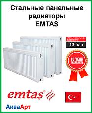 Стальные панельные радиаторы Emtas (Турция)