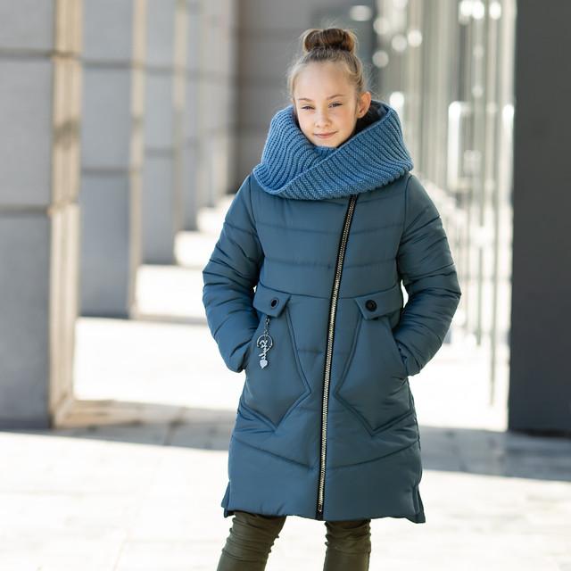 Зимнее пальто и куртки для девочек