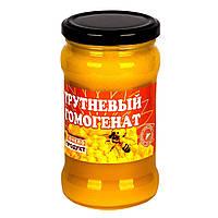 Трутневое молочко, консервированное медом, Пчелопродукт, 400 мл.
