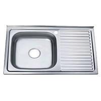 Мойка для кухни Zerix Z8050L-04-160E