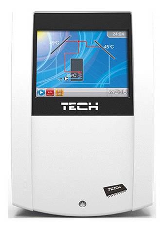 Блок управления для солнечных коллекторов Tech ST-460, фото 2