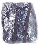 Коляска 2 в 1 Adamex Mimi Polar (Gold) Y811 сиреневый - сиреневый кожа (выдавленная точка), фото 10
