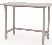 Стол лабораторный на металлокаркасе Праймед