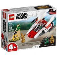 Конструктор LEGO Star Wars Звёздный истребитель типа А 62 детали (75247)