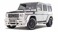 Обвес   Mercedes GW463 G55 Hamann