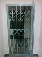 Установка решетчатых дверей Киев