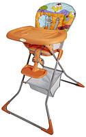 Стульчик для кормления Wonderkids Lolo оранжевый