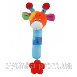 Погремушка Baby Mix Жирафка TE-8203Q-18G