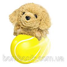Интерактивный мячик для игры с плюшевыми игрушками The Happy's Pets Plush