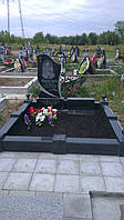 Комплекс на кладбище Вишневое узорный