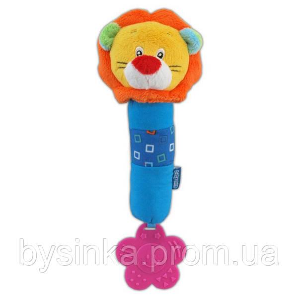 Погремушка Baby Mix Лев TE-8203Q-18L