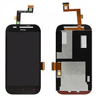 HTC desire One SV T326e LCD, модуль, дисплей с сенсорным экраном