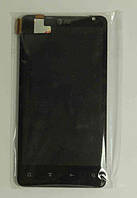 HTC holiday white LCD, модуль, дисплей с сенсорным экраном (в сборе с рамкой)