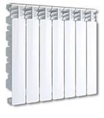 Алюминиевыe радиаторы