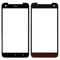 HTC Butterfly mini black тачскрин, сенсорная панель, cенсорное стекло