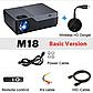 AUN проектор Full HD M18UP Basic Version, фото 7