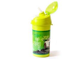 Пляшка для води шкільна Kidis 550мл Sport Car