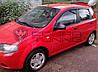 """Дефлекторы окон Mitsubishi Grandis 2003-2012 на скотче """"Cobra"""", фото 5"""
