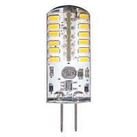 Лампа светодиодная LEDEX G4 (3W, 3000K, 220V) чип: Epistar