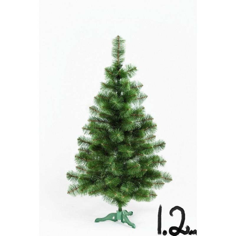 """Искусственная елка """"Сосна"""" зелёная 1.2м"""