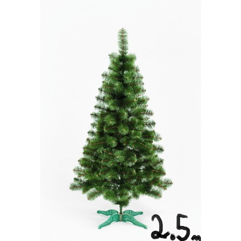 """Искусственная елка """"Сосна"""" зелёная 2.5м"""