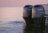 Монтаж подвесных лодочных моторов.