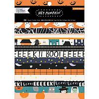 Набір паперу з фольгуванням - Hey, Pumpkin - Crate Paper - 15x20